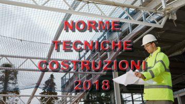 NTC 2018, la nota del Cslp e l'impatto sui capitoli 8 e 11
