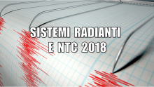NTC 2018 e i sistemi radianti: a pavimento, parete e soffitto