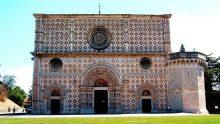 La Basilica di Collemaggio 9 anni dopo il sisma