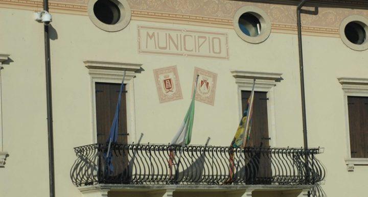 Il municipio del Comune di Sona