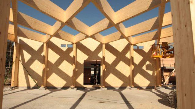 Scuola di Danza Reggiolo - fasi di cantiere - courtesy Marco Dell'Agli (MCA)