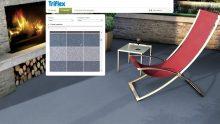 Due app, una soluzione: i configuratori per parcheggi e balconi Triflex