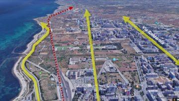 Riqualificazione Costasud, un parco urbano per connettere Bari al suo mare