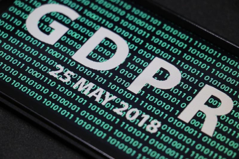 25 may 2018, GDPR