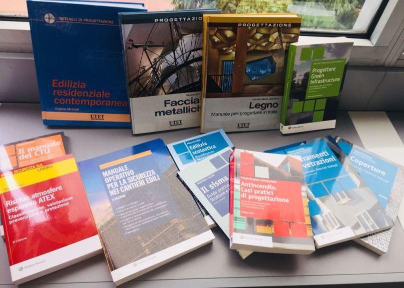 Alcuni volumi di ingegneria, progettazione e sicurezza del catalogo Wolters Kluwer