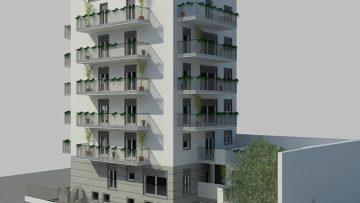 Un complesso residenziale di Milano raggiunge la Classe A