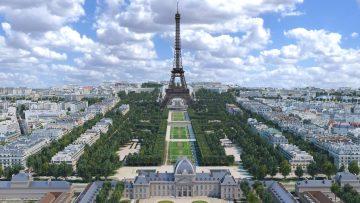La progettazione BIM per riqualificare l'area della Tour Eiffel: ecco come cambierà Parigi