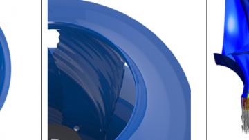 Ventilatori efficienti e direttiva ErP 2020: la ventola con pale 3D ZAbluefin