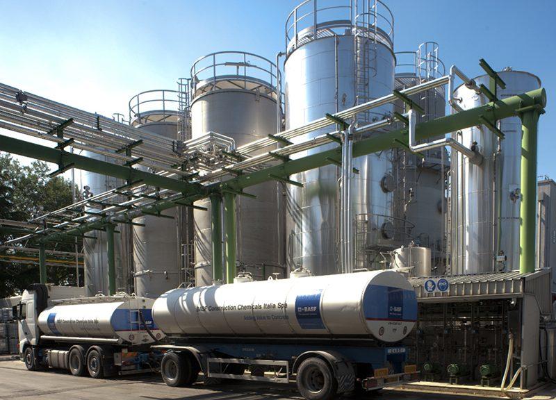 Stabilimento Basf Chemical Construction di Treviso – © BASF SE