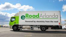 Mobilità sostenibile, in Svezia operativa l'eRoad Arlanda