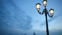 Illuminazione pubblica in Italia: la spesa è eccessiva