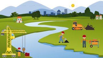 Alluvioni nelle città metropolitane: ecco il piano nazionale di Italiasicura