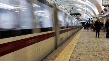 Metro C, a Roma apre la stazione San Giovanni