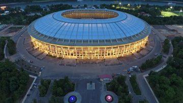Russia 2018: i 12 stadi che ospiteranno i mondiali di calcio