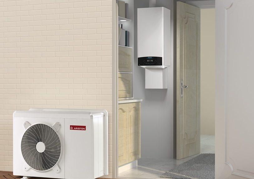 Sistema di climatizzazione ibrido Genus ONE Hybrid Net di Ariston