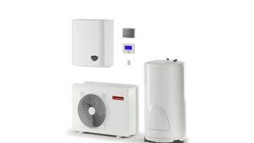 Pompe di calore aria/acqua split: la tecnologia Ariston di Nimbus S Net è al servizio del risparmio energetico