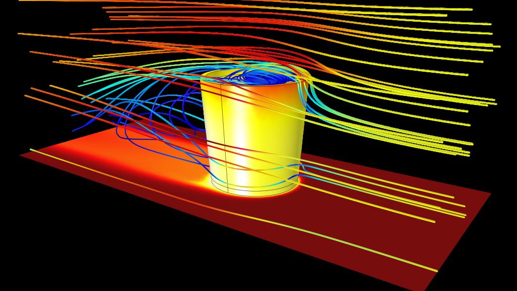 Modellazione dei fenomeni di convezione naturale e forzata