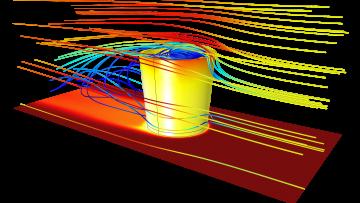 Modellazione dei fenomeni di convezione naturale e forzata: il webinar gratuito Comsol