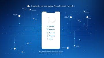 PA Digitale: ecco IO, l'app per i servizi pubblici