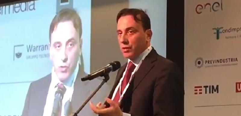 Il presidente dell'Oice Gabriele Scicolone