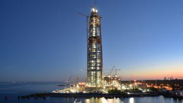 Grattacieli: Lakhta Center a San Pietroburgo, focus strutturale sul colosso russo