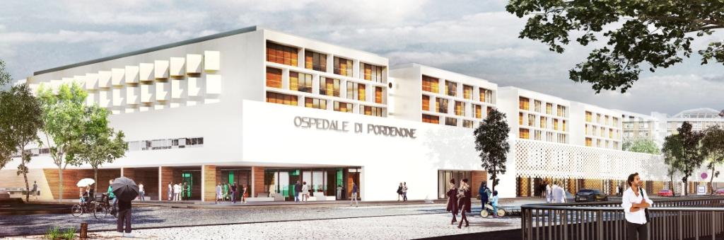 Il nuovo Ospedale di Pordenone