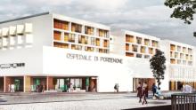 L'impermeabilizzazione integrale protagonista del nuovo Ospedale di Pordenone