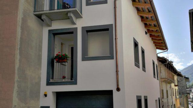 Una casa a basso consumo energetico in classe A4: l'intervento di ristrutturazione a Sampeyre