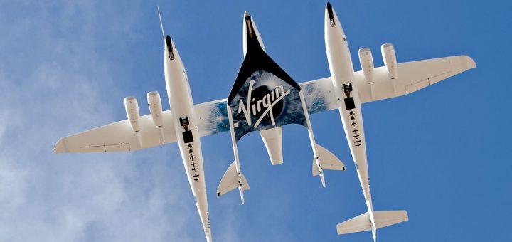 I velivoli suborbitali della Virgin - fonte www.asi.it