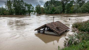 Il rapporto Ispra sul dissesto idrogeologico in Italia