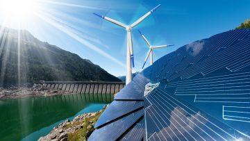 Consumi energetici, il segno più dell'idroelettrico secondo ENEA