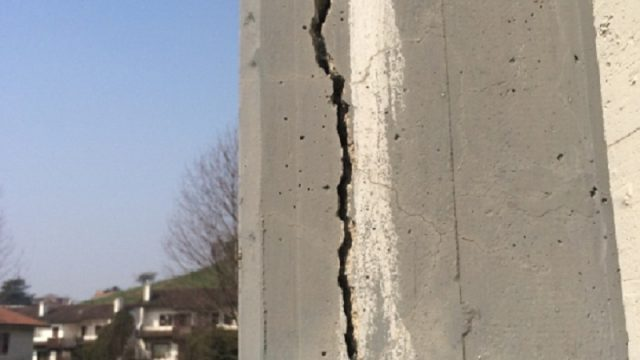 Fessure negli edifici: arriva il monitoraggio da remoto