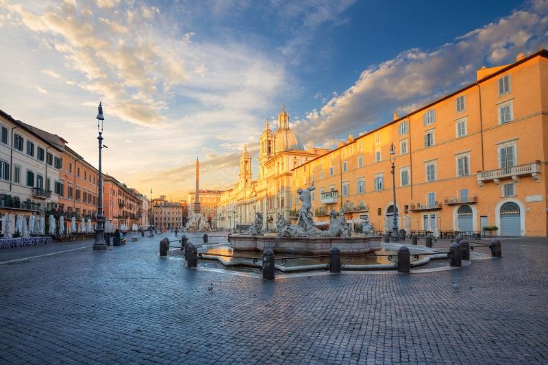 Una piazza Navona costruita ogni due ore: è il paradigma utilizzato dall'ISPRA per presentare gli ultimi dati sul consumo di suolo in Italia