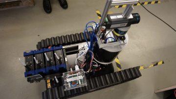SmokeBot: robotica e intelligenza artificiale a supporto del soccorso
