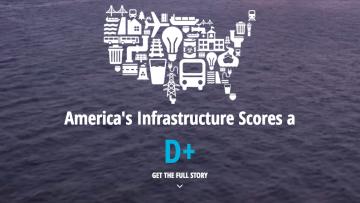 Ponti e manutenzione: gli ingegneri civili americani danno i voti alle infrastrutture