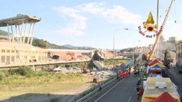 Ponte Morandi, considerazioni preliminari dal CNR