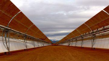 Il Marocco sta completando Noor, centrale CSP da 580 MW