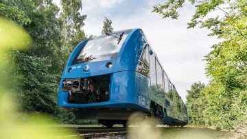 Treni a idrogeno, il primato spetta alla Germania