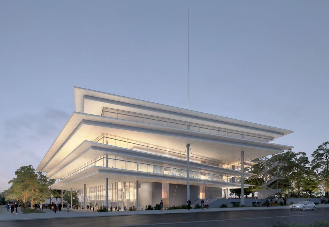 Krause Gateway Center di RPBW: un focus strutturale (in esclusiva)