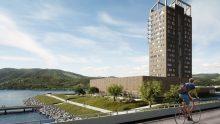 Grattacieli e legno: la Mjøsa Tower in Norvegia