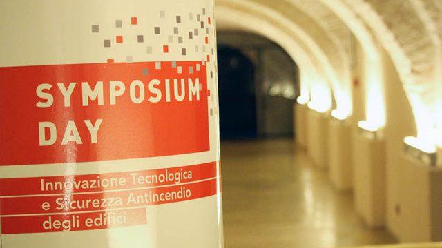 Sicurezza antincendio e innovazione, la tecnologia al centro del Symposium Day 2018