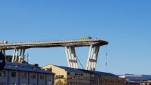 Ponte Morandi e sicurezza delle infrastrutture, il CNI scrive a Toninelli