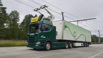 Autostrade elettrificate ad impatto zero, il progetto Scania in Italia