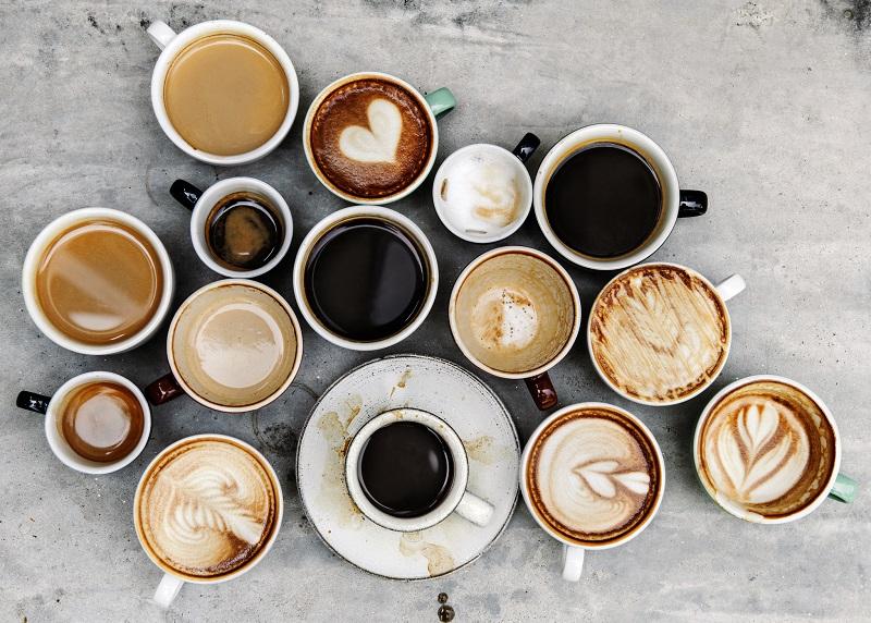 il caffé  ha un suo DNA