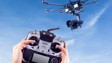 Pilotare un drone: rischi correlati ed i DPI