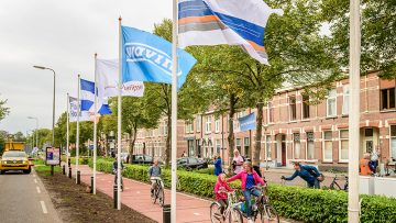 PlasticRoad, la prima pista ciclabile in plastica riciclata è in Olanda