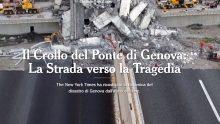 Sinfonia del Ponte Morandi, stralli come corde di violino