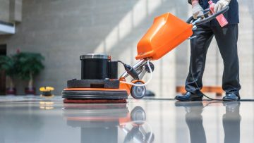 Rischi correlati e i DPI da utilizzare in una impresa di pulizia