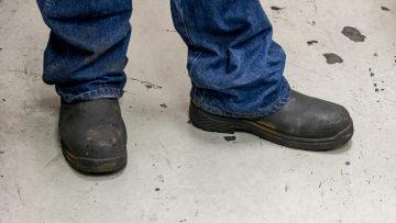 I DPI dei piedi: le calzature antinfortunistiche