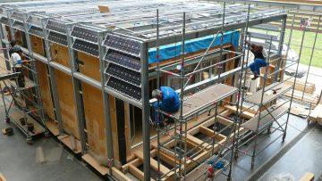 Terra cruda: il futuro di un materiale da costruzione antico